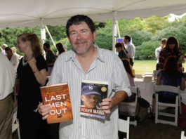 Author Tom Clavin will speak at Fair Media Council Connection Day on Oct. 21, 2016