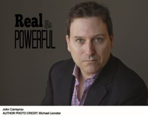 John Carreyrou at Fair Media Council's The News Conference: Real & Powerful, Nov. 29, 2018