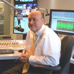 WCBS Newsradio's Tim Scheld